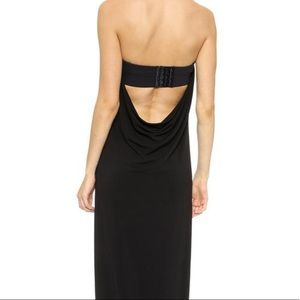 NWT Rachel Zoe Adette Cowl Back Dress